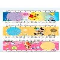 Buy cheap OK3D 3D PET ruler Cartoon lenticular 3d plastic folding ruler 3D Lenticular Printed Plastic Straight ruler for school product