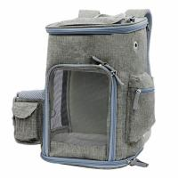 Buy cheap Lightweight Airline Approved Pet Carrier Bag With Locking Clasps & Fleece Padding product