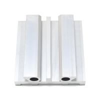 Buy cheap Multi Shape Extruded 6061 T5 Industrial Aluminium Profile product