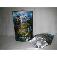 Buy cheap 100 micron PET / AL / PE Coffee / Tea Foil Bag Packaging Non-Breakage product