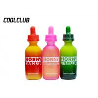 Buy cheap Food Grade E Cigarette Liquid Mango / Red Apple / Pineapple Concentrate Flavor product