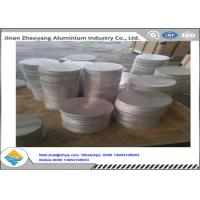 Buy cheap Magnesium Manganese Alloy Aluminum Disk For Cookwares / Lighting / Kitchen Utensils product
