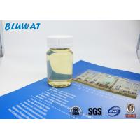 Quality Easily dissolve Color Fixing Agent No Formaldehyde Light Yellow Liquid for sale