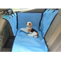Buy cheap Comfortable Travel Dog Car Seat Covers Hammock Constant Temperature product