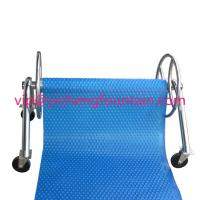 Buy cheap Above Ground Manual Roller Swimming Pool Accessories SS304 / Aluminum Material 5.4M And 7.4M product