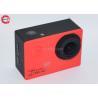 Quality Novatek 96660 170 Degree 4k Sports Action Camera WIFI 16m High Definition for sale
