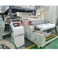 Buy cheap PP Meltblown Making Machine in Unique Design for N95 grade Non Woven Fabric product