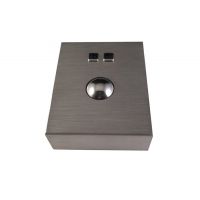 Buy cheap Explosion Proof Metal Trackball Pointing Device With 38mm Diameter product