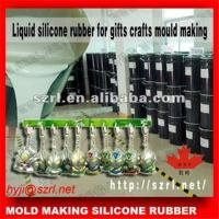 Buy cheap liquid RTV silicone rubber for crafts mold making product