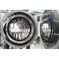 China Double Door Horizontal Molybdenum Furnace , High Temp Furnace Cooling Time ≤ 6 / 8h on sale