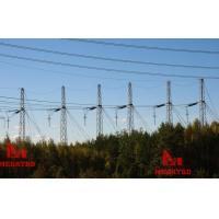Buy cheap 400KV multi  line transmission tower product