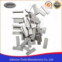 Buy cheap Stable Performance Diamond Segments For 600mm Circular Saw Blade GB Standard product