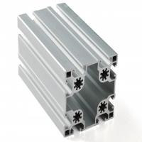 Buy cheap Customized Aluminum Alloy Profile For Industrial Mechanical Structural Framework product