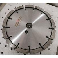 Buy cheap 200mm Laser Diamond Tuck Point Blade For Cutting Concrete With 15mm Thickness product