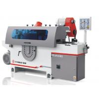 Buy cheap High Precision Multiple Rip Saw Machine 320mm Working Width 100mm Thick Wood product