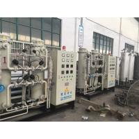 Buy cheap Purity 5ppm 200m3 / H Ammonia Plant Galvanizing Steel Strip Protective Gas Station product