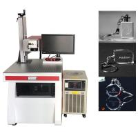 Buy cheap Phone Case Wire UV Laser Marking Machine 30000 Hours Laser Source Life product