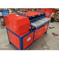 Buy cheap Compact Structure 1800*800*1200 Mm Radiator Recycling And Separator Machine For AC product