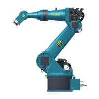 Buy cheap Payload 80kg Industrial Robotic Arm , 6 Degree Material Handling Robot Arm product