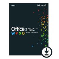 Buy cheap Global Software Microsoft Office Home And Business 2011 64 Bit For Macbook from wholesalers