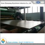 Buy cheap 1220 Mm X 2440 Mm Mill Aluminium Alloy Sheet / 2.0mm 5052 Aluminum Plate product