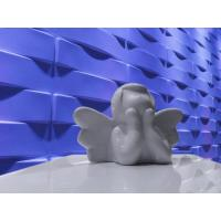 Buy cheap Embossed Decorative 3D Wall Panel / 3D Living Room Wallpaper for Dinning Room product