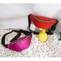 Buy cheap WHOLESALES Leather Waist Bags Fanny Packs for Women Supreme Purse Wallets Simple from wholesalers