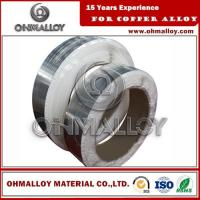 Buy cheap Nickel Silver Strip / CuNi18Zn20 / C75200 / CW409J / NS106 For Decoration product