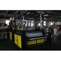 Buy cheap Vinot Brand Top Quality Operable Double layer High Speed Stretch Film Making Machine LDPE Material Model No. SLW-1000 product