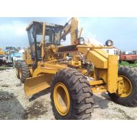 Buy cheap Caterpillar 140H Used Motor Grader new painting 185hp CAT 140 product