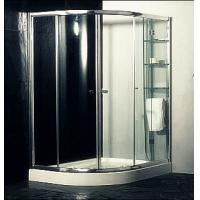 Quality Custom Glass Door Shower Enclosures , Space Saving Bathroom Shower Cabinets for sale