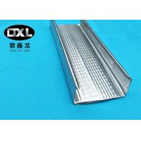 China Ceiling Light Gauge Metal Joists Galvanized Strip Steel Material Corrosion Resistant on sale