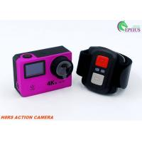 Buy cheap High Resolution 0.95' OLED Remote Control Action Camera Full HD 4K Wifi With 1080P 60fps from wholesalers