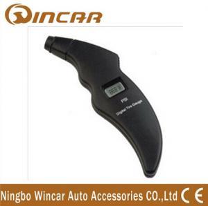 Buy cheap Long life Lithium battery plastic tire Digital Tire Pressure Gauge CE product
