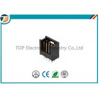 Buy cheap Active PCB Terminal Block Connector Straight 8 Pos Dual STR Gold product