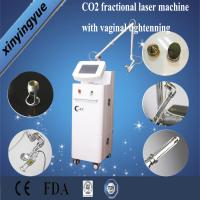 Buy cheap 40W Stationary Fractional CO2 Laser Machine Cutting Probes TUV product