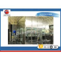 Buy cheap Automatic High Speed Pet Bottle Blowing Filling Capping Combiblock Auto Water Filling Machine from wholesalers