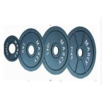 China Olympic cast iron weight plate CV-100505 on sale