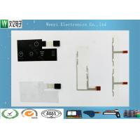 Buy cheap ITO Conductive Capacitive Touch Sensor Switch Membrane Flexible Circuit Long from wholesalers