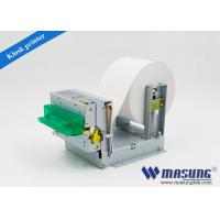 Buy cheap Compact Design Mobile Thermal Printer 512KB Flash Memory For Ticket Vending Machine product