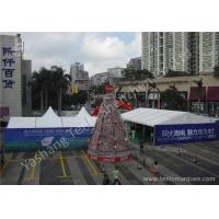 Buy cheap UV Resistant Aluminum Alloy Frame Outdoor Event Tent White PVC Fabric Cover product