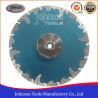 Buy cheap 9 Inch Diamond Cutting Disc For Sandstone / Limestone / Basalt / Granite from wholesalers