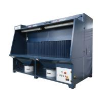 Buy cheap Dust Fume Downdraft Grinding Table product