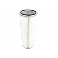 Buy cheap Wet Resistance 172 Folds Polyester PTFE Cartridge Filter product