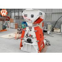 Buy cheap Electric Animal Feed Grinder , Turbine Worm Reducer Animal Grinding Machine product