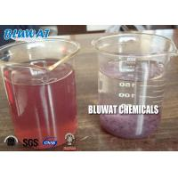Quality Wastewater Water Decoloring Agent ISO Solid Content 50%Min HS 391190 391400 for sale