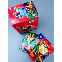 Buy cheap Super Heroes Fruit Powder Candy With Poker Healthy And Funny product