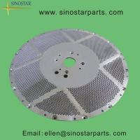 Buy cheap SUS 316L Electro-polishing screen plate product