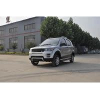 Buy cheap RHD 	Electric Car Assembly Line Low Speed Electric SUV Assembly Plant product