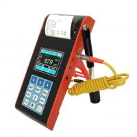 Buy cheap Leeb Portable Hardness Testing Equipment ABS Material RHL170 With Printer product